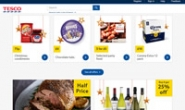 英国乐购杂货:Tesco Groceries