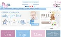澳大利亚婴儿礼品公司:The Baby Gift Company