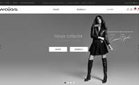 Wojas罗马尼亚网站:波兰皮鞋品牌