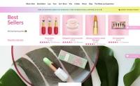 美国快时尚彩妆品牌:Winky Lux(透明花瓣润唇膏)