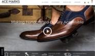 手工制作的意大利礼服鞋:Ace Marks
