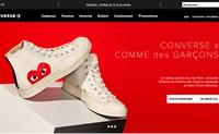 Converse匡威法国官网:美国著名帆布鞋品牌