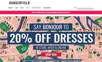 墨尔本复古时尚品牌:Dangerfield