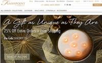 奢华独特的装饰蜡烛:FlashPoint Candle