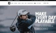 高尔夫球鞋、服装、手套和装备:FootJoy