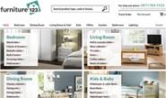 英国家庭家具、照明和花园家具购物网站:Furniture 123