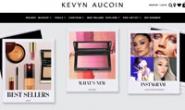美国修容界大佬创建的个人美妆品牌:Kevyn Aucoin Beauty