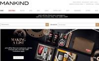 Mankind美国/加拿大:英国领先的男士美容护发用品公司