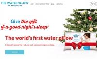 世界上第一个水枕头:Mediflow