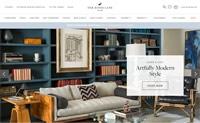 美国家居装饰和豪华家具购物网站:One Kings Lane