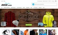 美国滑雪板和装备购物网站:Skis.com