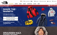 The North Face北面德国官网:美国著名户外品牌