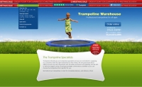 蹦床仓库:Trampoline Warehouse