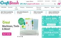 英国最大的纸工艺品商店:CraftStash
