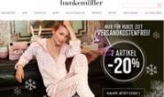 Hunkemöller瑞士网上商店:欧洲最大的内衣品牌之一