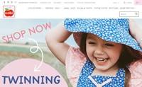 澳大利亚设计的婴儿和女孩的衣服:Oobi
