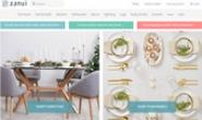 澳大利亚家具和家居用品购物网站:Zanui
