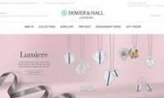 Dower & Hall官网:英国小众轻奢珠宝品牌