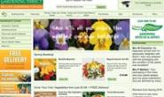 英国邮购活的植物主要供应商:Gardening Direct