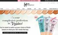 IT Cosmetics英国官网:美国尖端抗衰老技术和亲肤成分的化妆品牌