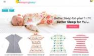 Zipadee-Zip襁褓过渡毯:Sleeping Baby