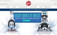 Hoover胡佛官网:美国吸尘器和洗地机品牌