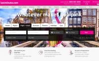 英国领先的在线旅游和休闲零售商:lastminute.com