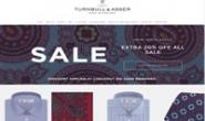 Turnbull & Asser官网:英国皇室御用的顶级定制衬衫