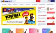 捷克玩具商店:Bambule