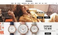 Fossil美国官网:化石手表、手袋、首饰及配饰