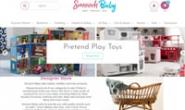 澳大利亚婴儿、幼儿和儿童在线设计师商店:Smooch Baby