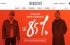 Bibloo荷兰:女士、男士和儿童的服装、鞋子和配饰