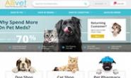 美国最值得信赖的宠物药房:Allivet