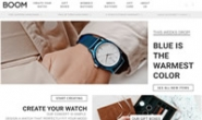 Boom手表官网:瑞典手表品牌,设计你的手表