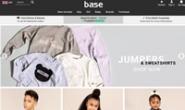 英国儿童设计师服装的领先零售商:Base