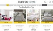 世界领先的豪华床上用品供应商之一:Bedeck Home