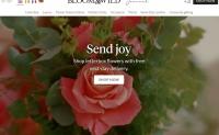 英国信箱在线鲜花速递公司:Bloom & Wild