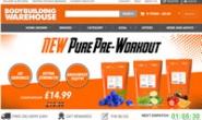 英国健身仓库:Bodybuilding Warehouse