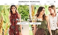 Dorothy Perkins澳大利亚:英国最大的女装零售商