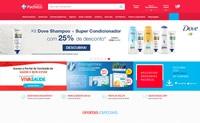 巴西药房在线,购买药品和化妆品:Drogarias Pacheco