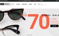英国最大的在线时尚眼镜店:Eyewearbrands