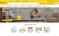 印尼极简主义和实惠的在线家具店:Fabelio