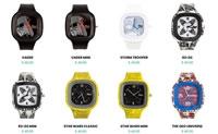 有原因的手表:Flex Watches