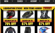 英国第一摩托车和摩托车越野配件商店:GhostBikes