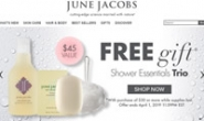 June Jacobs尊积帕官网:知名的spa水疗护肤品牌