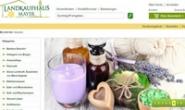 德国健康生活方式网上商店:Landkaufhaus Mayer