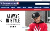 美国职业棒球大联盟(MLB)德国官方网上商店:Major League Baseball DE