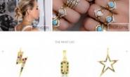 名人珠宝设计师:Melinda Maria Jewelry