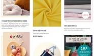 法国面料和小百货在线商店:Mondial Tissus