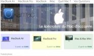 法国二手MacBook销售网站:Okamac